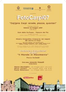 FotoCarpi07 Locandina
