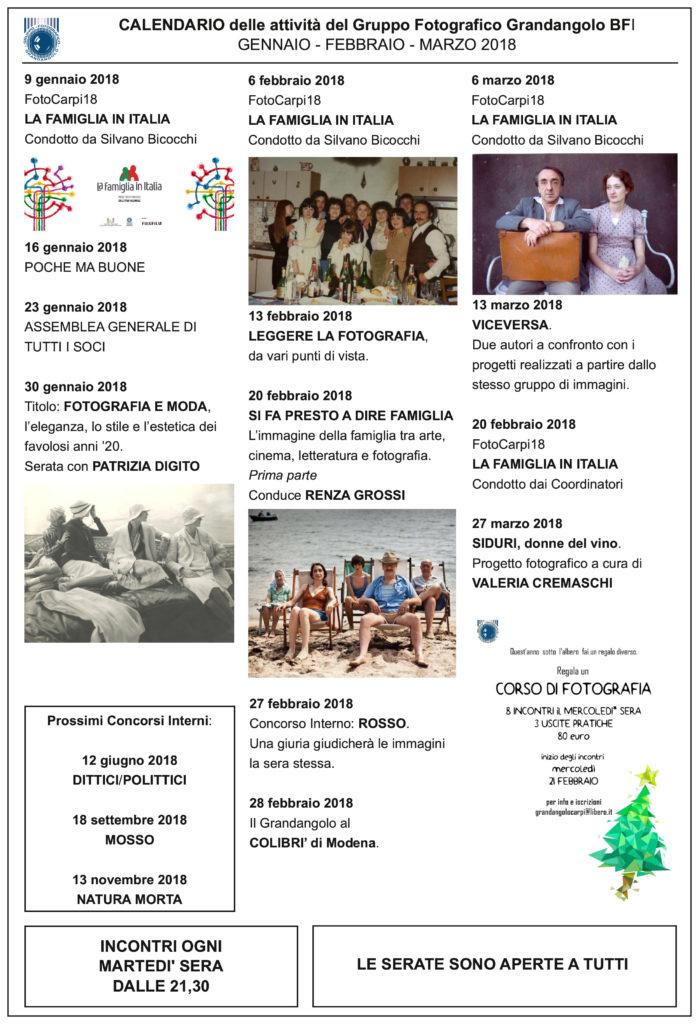 Numero 003 2017 Calendario