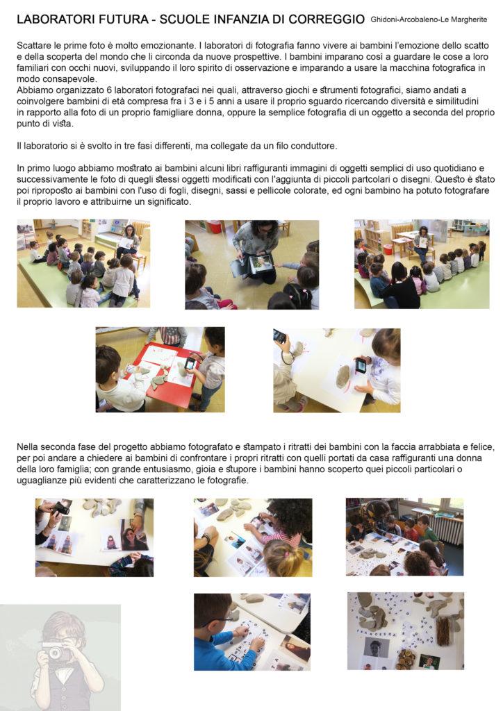 Lab Correggio quaderno 01