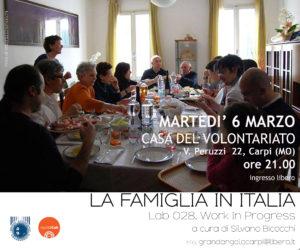la famiglia marzo