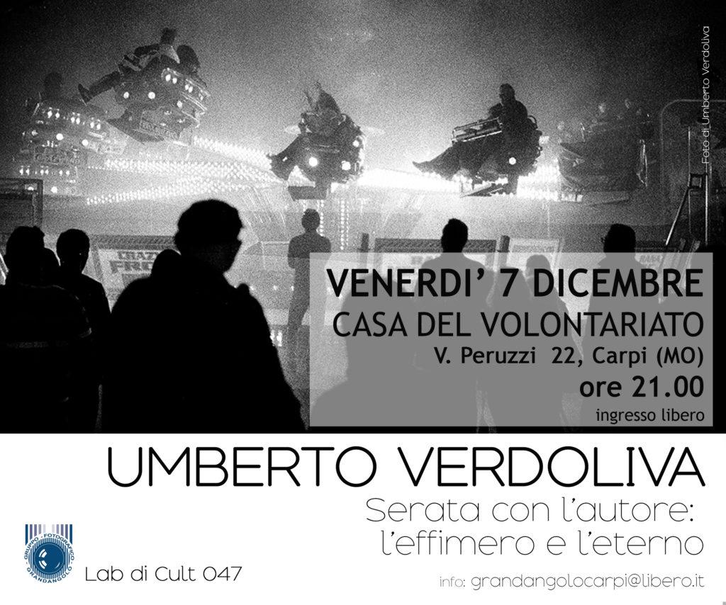 Umberto Verdoliva con Lab 047