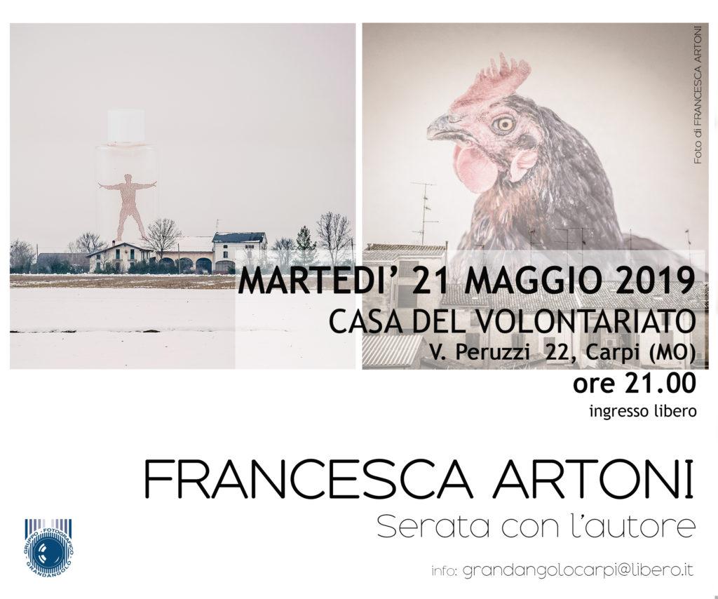 2019 05 21 Francesca Artoni