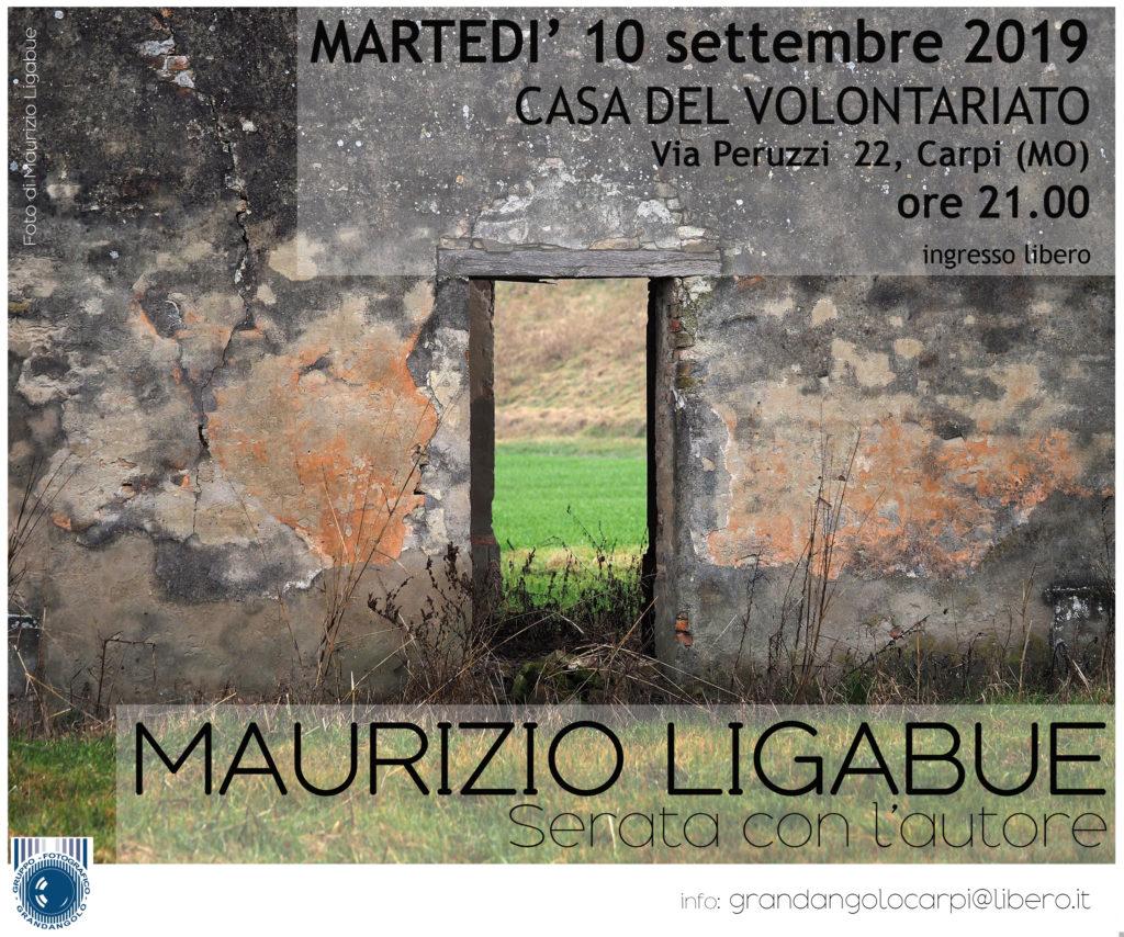 2019 09 10 Maurizio Ligabue