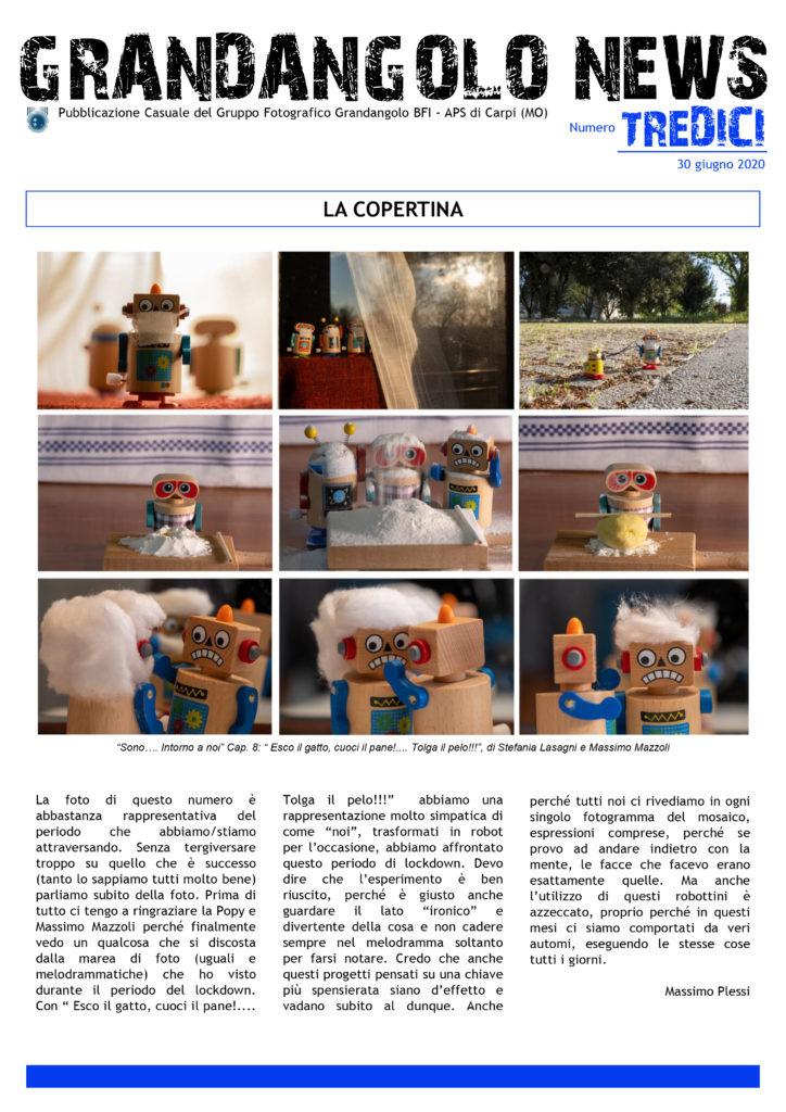 G News numero 013 COPERTINA