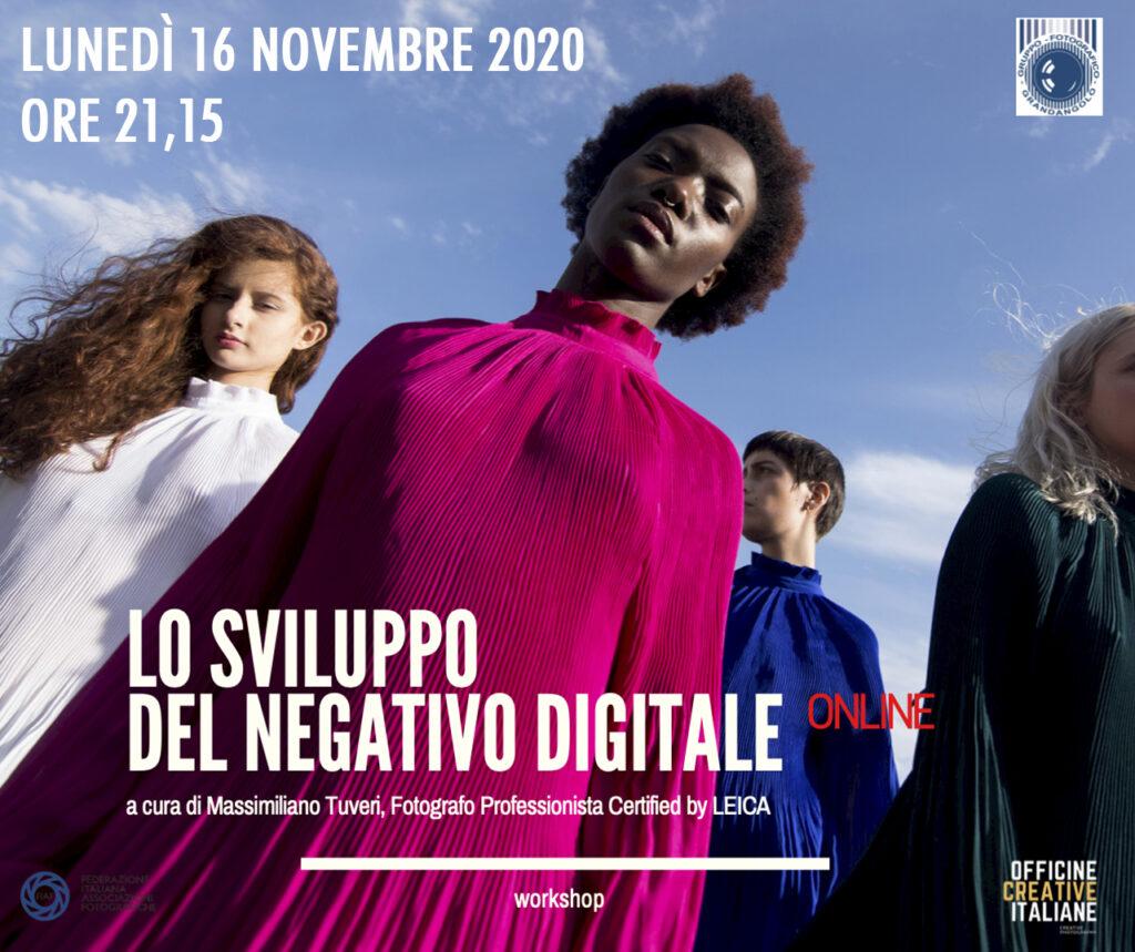 2020 11 16 Lo sviluppo del digitale
