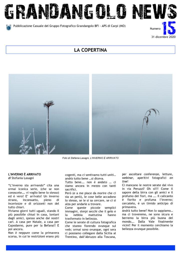 G News numero 015 COPERTINA
