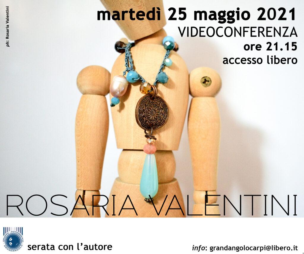 2021 05 25 Rosaria Valentini