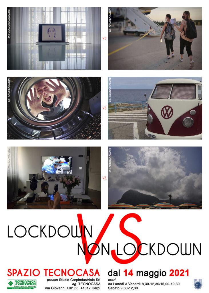 2021 Tecnocasa Lockdown VS Non Lockdown 2