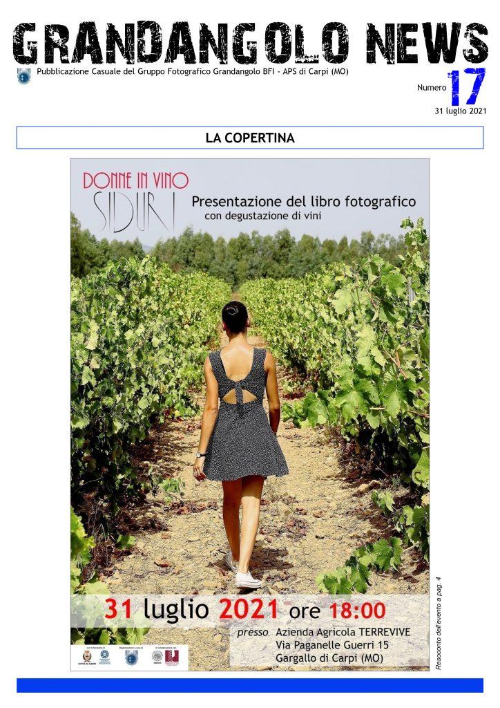 G News numero 017 COPERTINA
