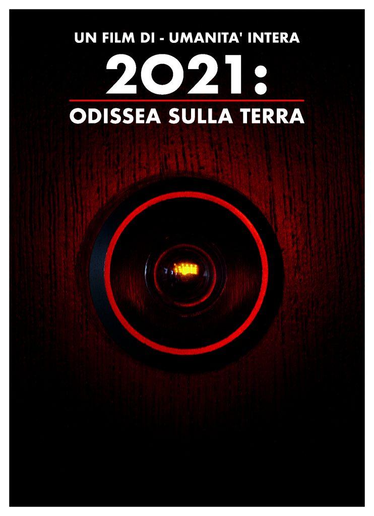 006 Giuseppe Lauria 2021 Odissessa sulla terra
