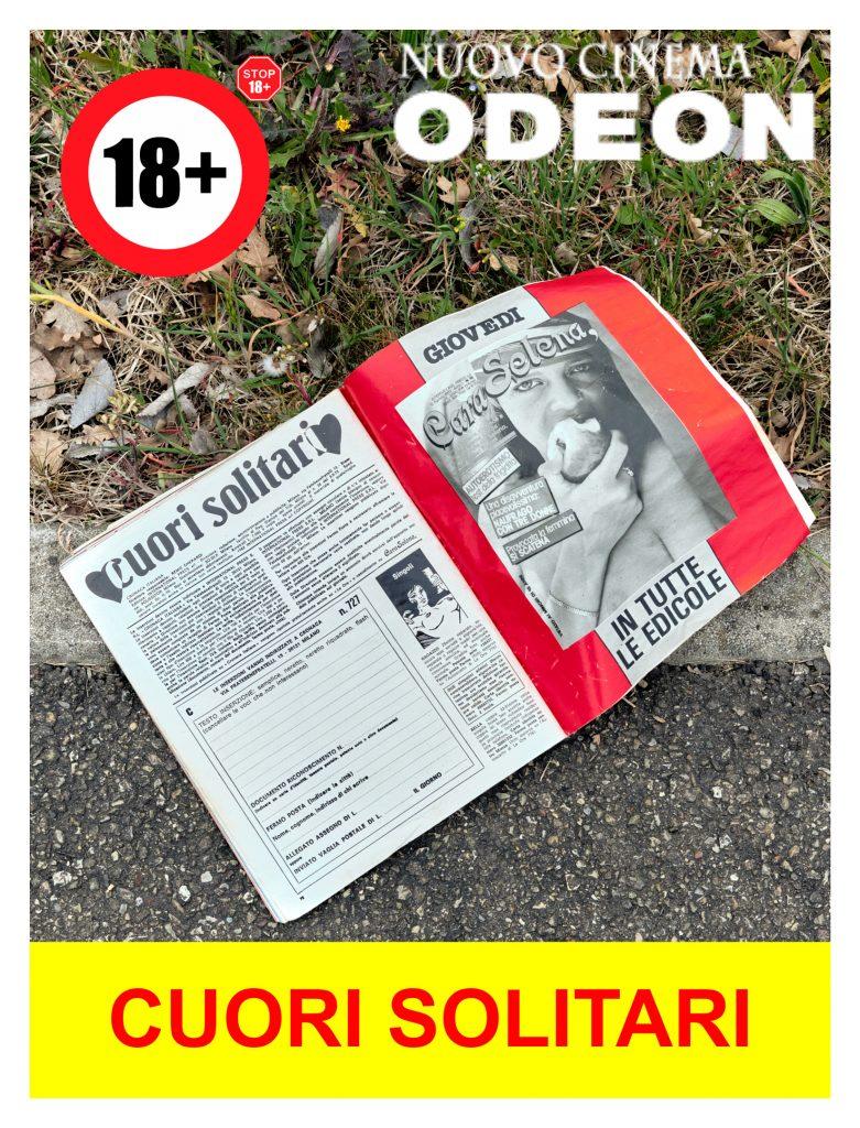 010 Giuseppe Lauria Fuori concorso VM18 Cuori Solitari