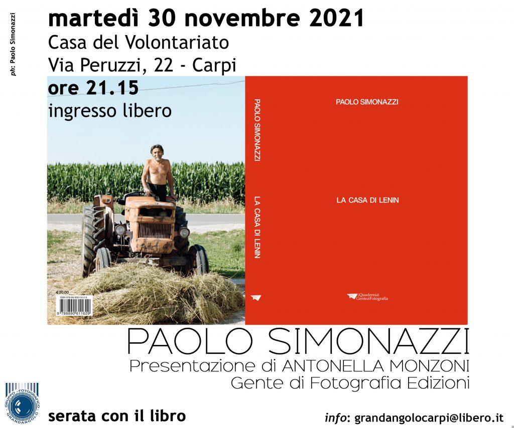 2021 11 30 Paolo Simonazzi